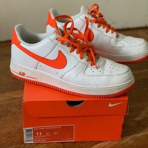 CLEMSON Nike Air Force 1 Low